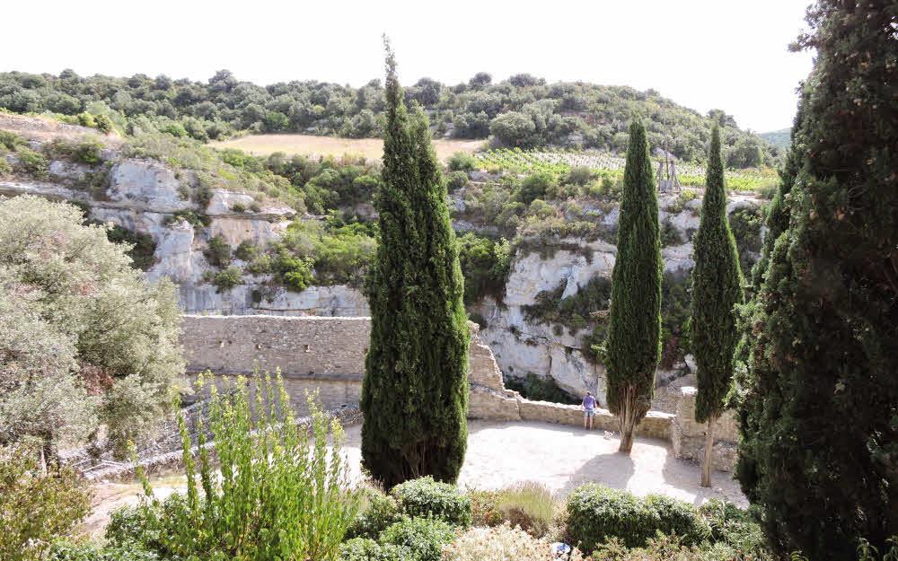 Minerve, capitale du Minervois, figure sur la liste des Plus Beaux Villages de France.