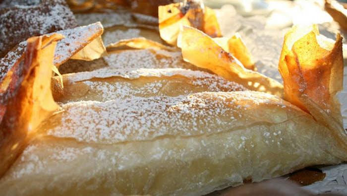 Recette de dessert : les pasteis de Tentúgal, originaires de la Région de Coimbra au Portugal.