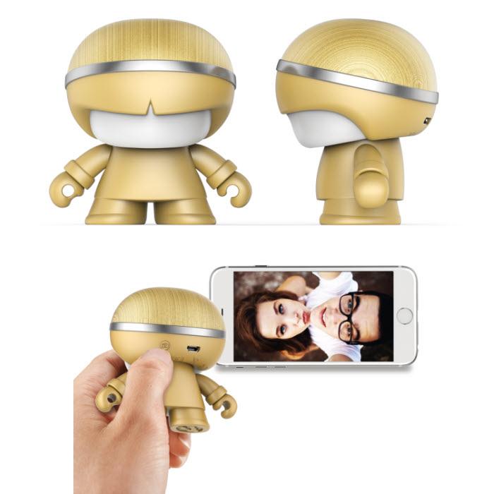 Cadeau thème HIGHTECH -  Mini enceinte Bluetooth Artoy.