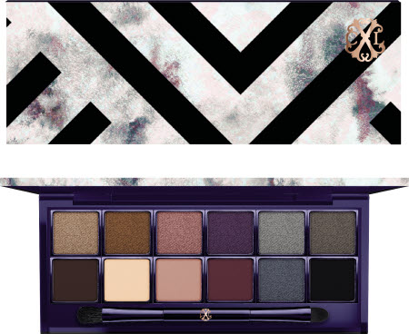 Smoky Nights Palette CXL by Christian Lacroix.