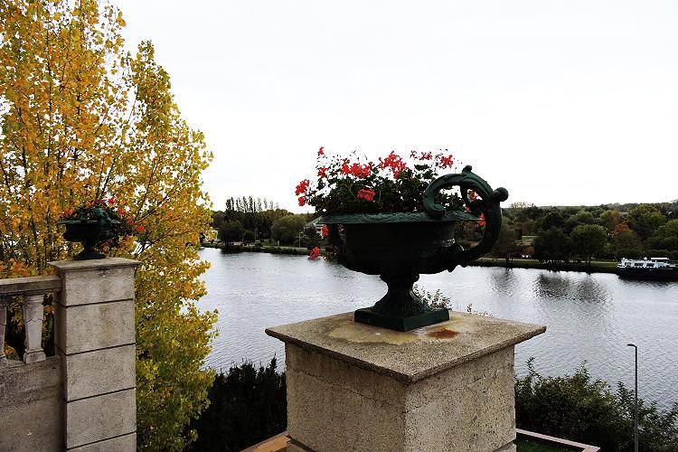 L'Yonne, depuis la Côte Saint-Jacques © ABCfeminin.com.