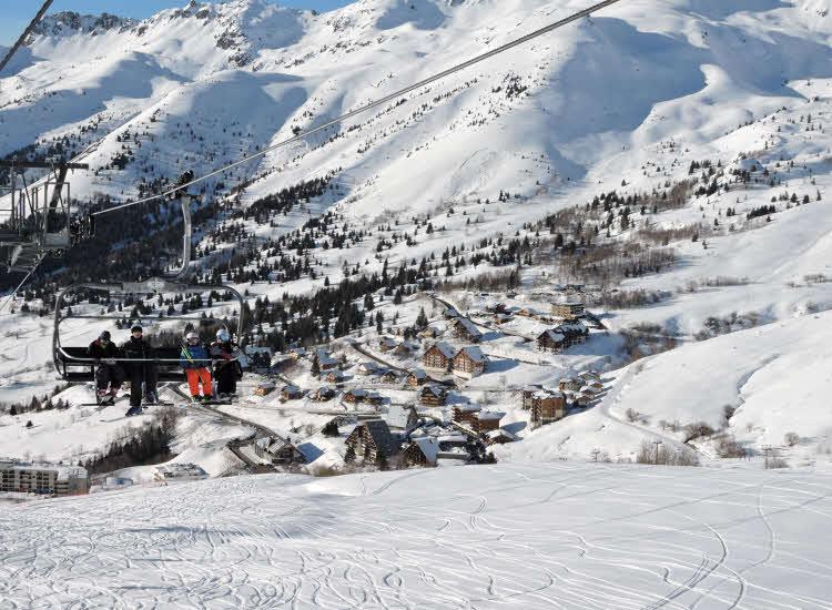 Panorama de Saint François Longchamp © ABCfeminin.com.