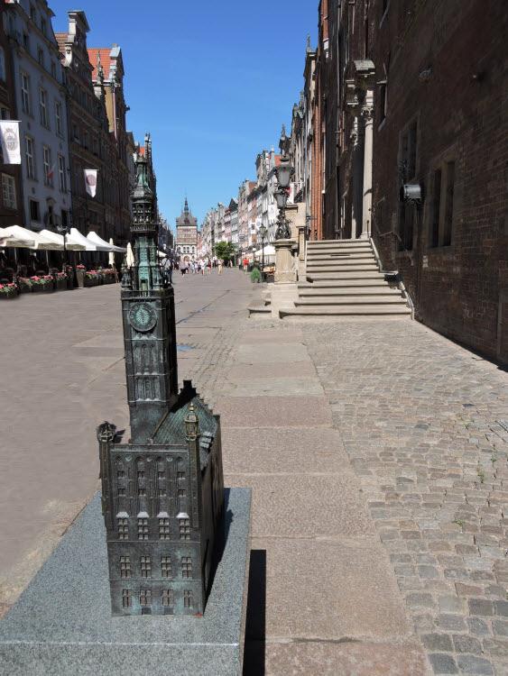 """Destination Gdansk : """"Porte d'Or"""" de la Pologne au bord de la Baltique"""