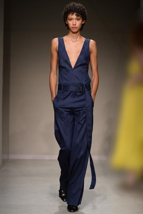 Combinaison pantalon TRUSSARDI - La combi glam de jour et de nuit.