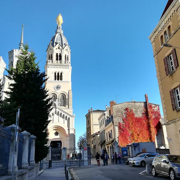 Lyon : magie des lumières de la ville et féérie de la Fête des Lumières