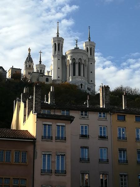 La Basilique de la Fourvière à Lyon © ABCfeminin.com.