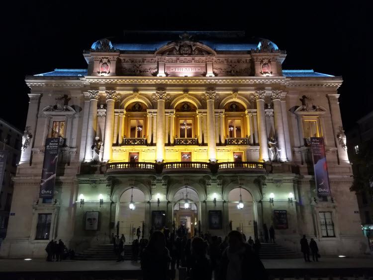 Théâtre des Célestins à Lyon © ABCfeminin.com.
