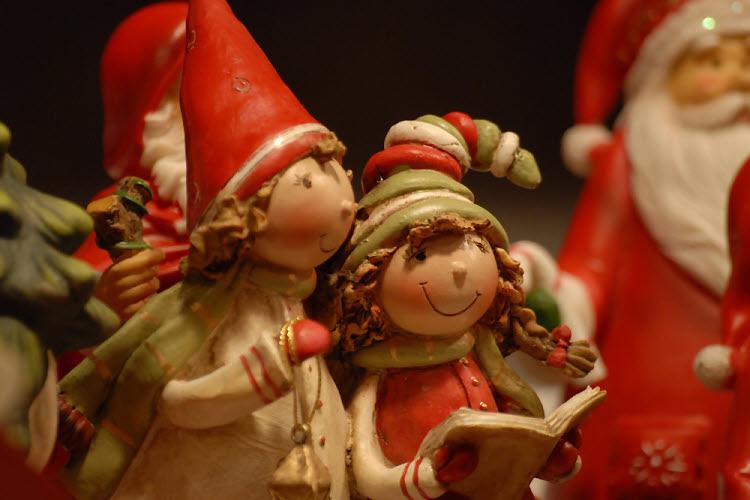 Petits personnages à découvrir sur le marché de Noël de Strasbourg