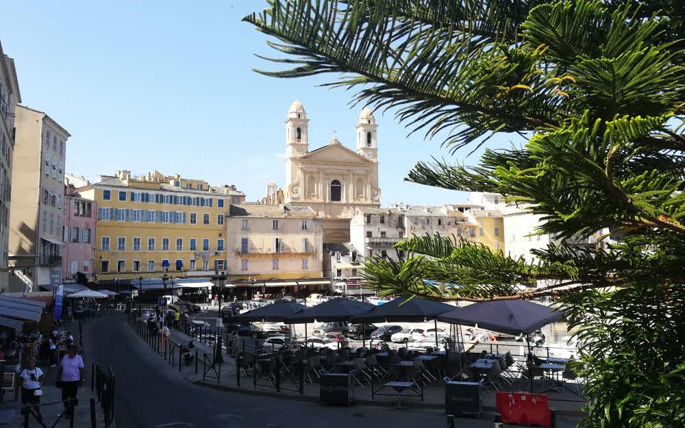 Le vieux port de Bastia © ABCfeminin.com.