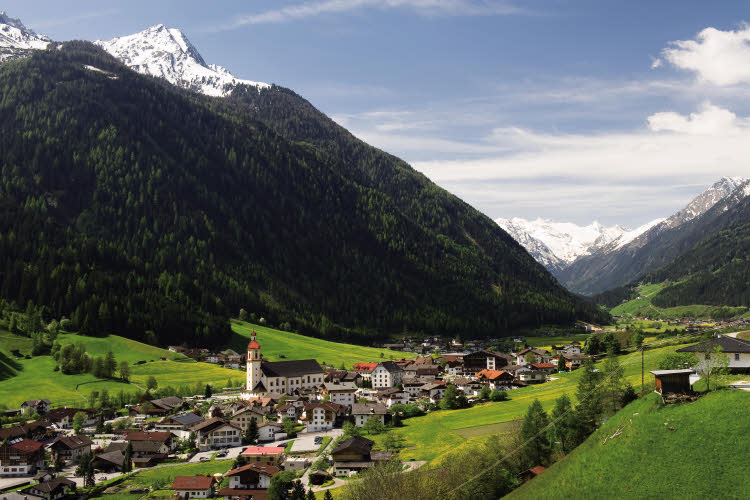 Neustift Stubai Tyrol © TVB Stubai Tirol Lackner