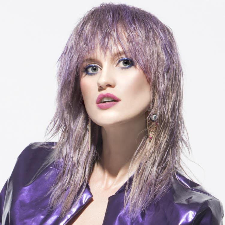 Coupe et coiffure cheveux longs Beata BOURILLON - Automne-hiver 2019-2020.