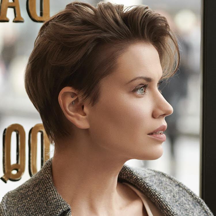 Coupe et coiffure cheveux courts Lucie SAINT-CLAIR - Printemps-Été 2020