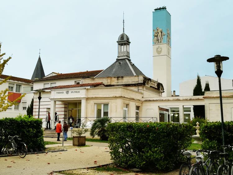 Les Thermes Philae de Saujon en Charente-Maritime © ABCfeminin.com.