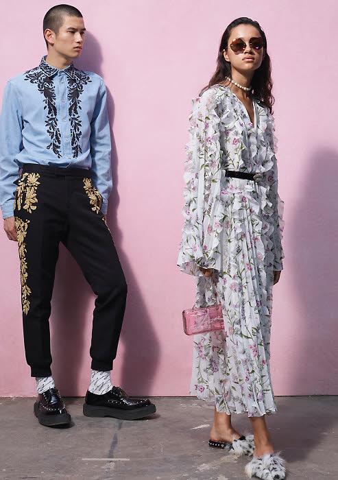 Haute couture chez H&M - La collection pleine de panache de Giambattista Valli