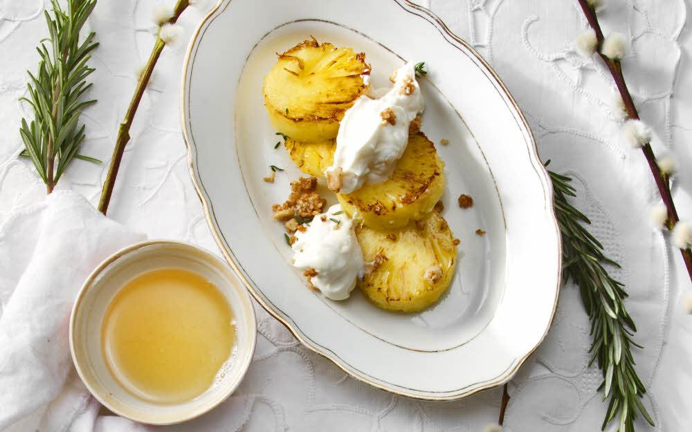 Dessert Martine Fallon