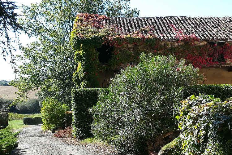 Le Domaine de Laubesse à Hontanx © ABCfeminin.com.