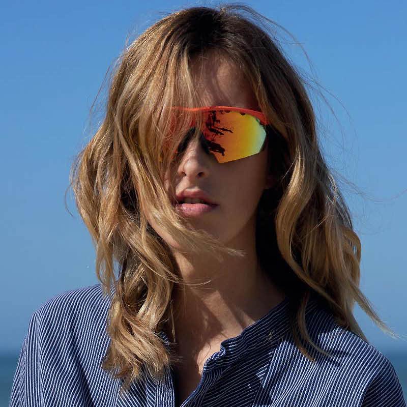 Coupe et coiffure pour cheveux longs MOD's HAIR - Printemps-été 2020.