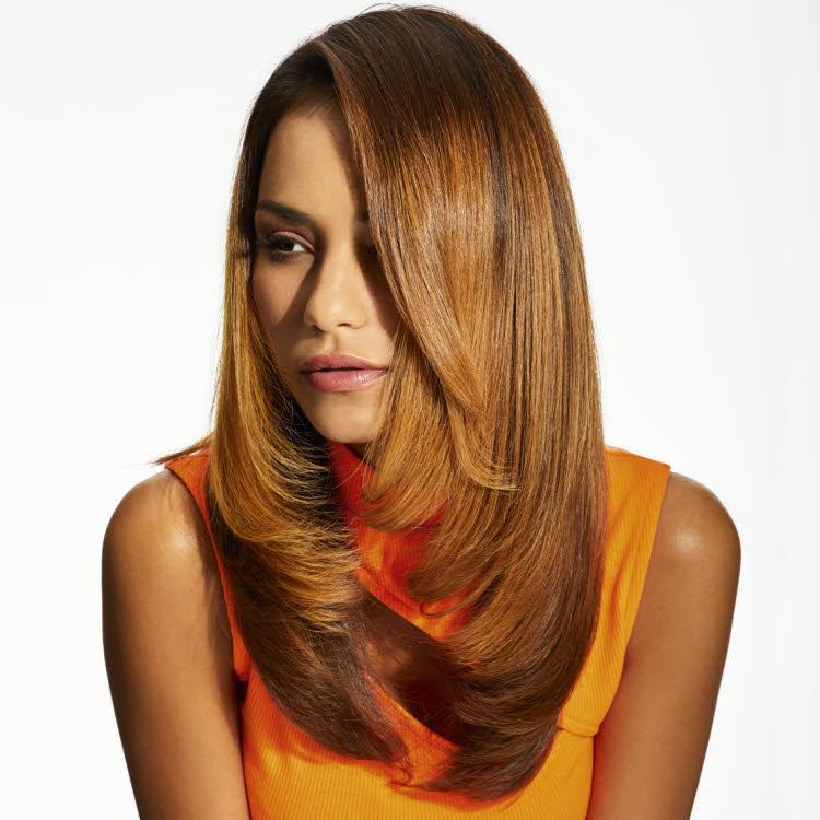 Coupe et coiffure pour cheveux longs SHAMPOO Expert - Printemps-été 2020.