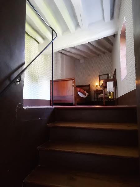 La petite chambre dans la Maison de Colette © ABCfeminin.com.