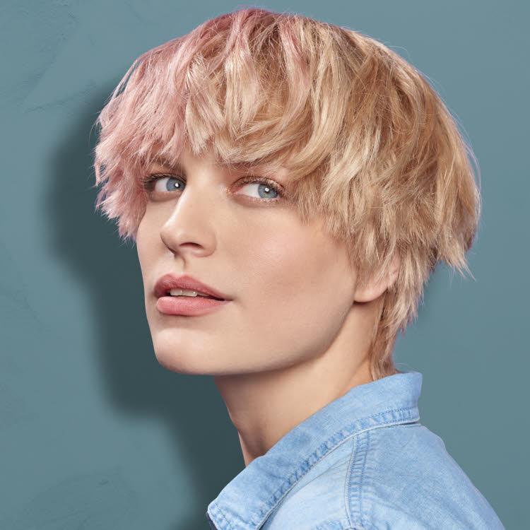 Coupe et coiffure cheveux courts - Mon Coiffeur Exclusif - Automne-Hiver 2020-2021.
