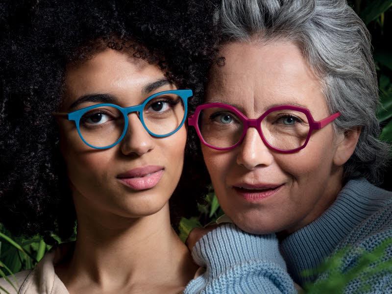 Montures de lunettes innovantes OXO, en exclusivité chez Écouter Voir