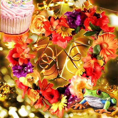 Thèmes et idées cadeaux pour Noëll 2013 : food, faune, flore