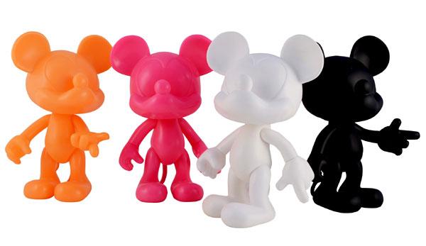 Idée cadeau de Noël FAUNE n° 18 - Statues Mickey par LEBLON-DELIENNE