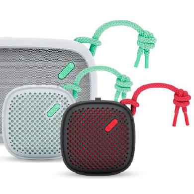 """Haut-parleurs Bluetooth """"Move de NudeAudio"""