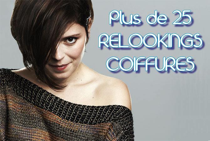 Plus de 25 relookings coiffure - le relooking d'Aline : carré court asymétrique