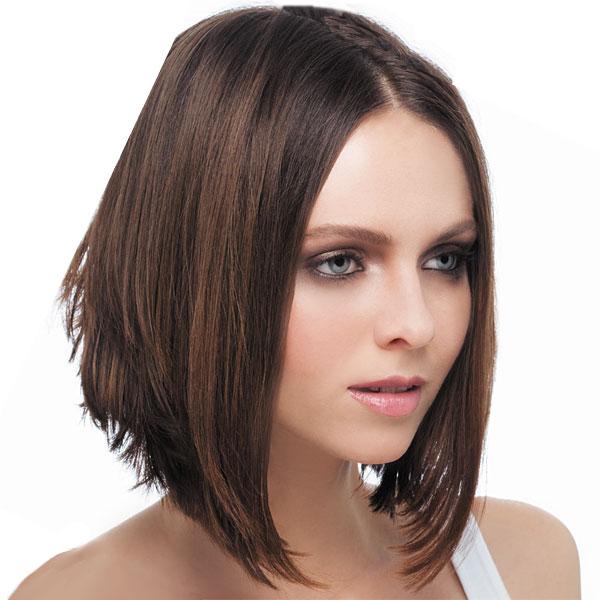Coiffure cheveux mi-longs - Jean-Claude BIGUINE - tendances printemps-été 2014
