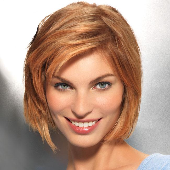 Coiffure cheveux mi-longs - COIFF & Co - tendances printemps-été 2014