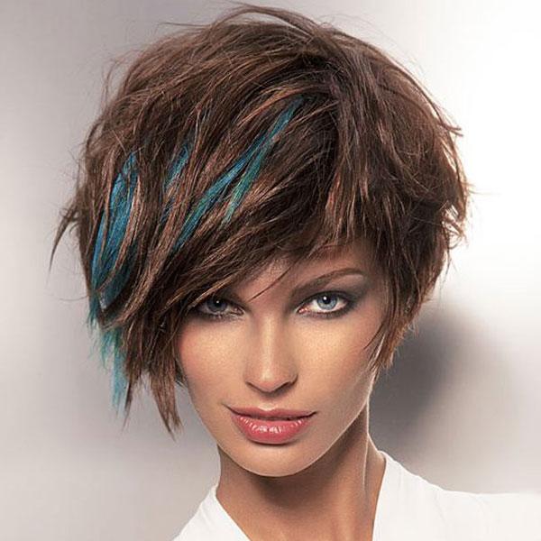 Coiffure cheveux mi-longs - FRANCK de ROCHE - tendances printemps-été 2014