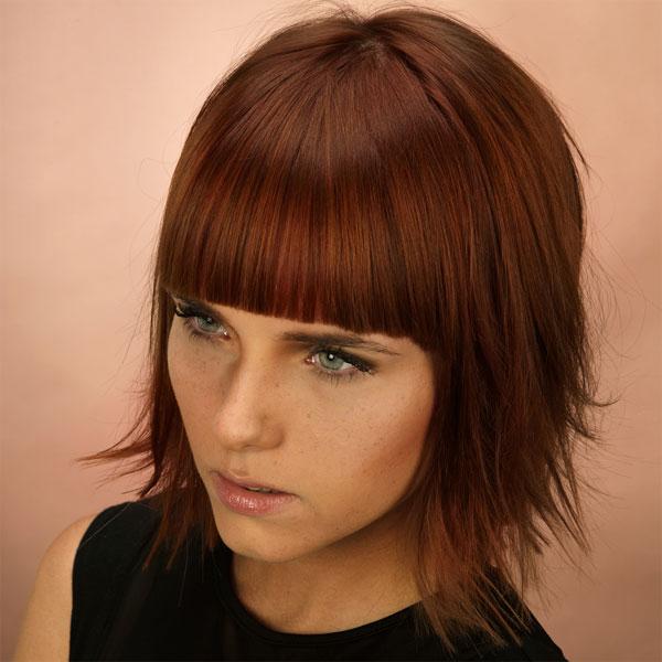 Coiffure cheveux mi-longs - STUDIO AVENUE - tendances printemps-été 2014