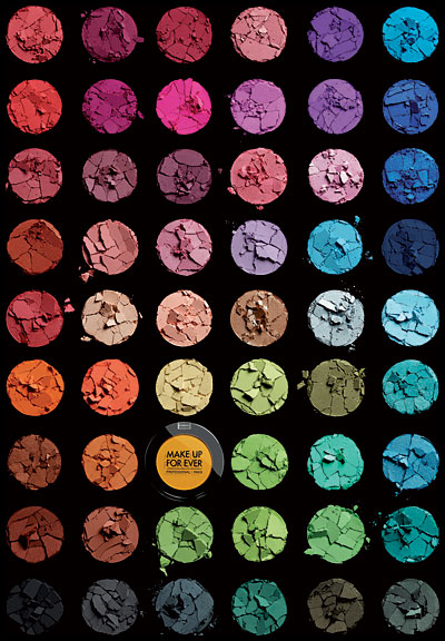 Make Up For Ever - Palette de fards Artist Shadow