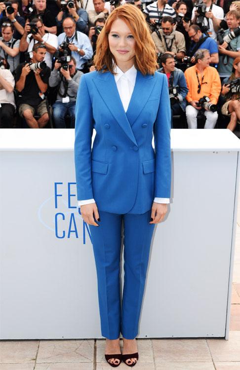 Léa SEYDOUX au 67ème Festival de Cannes