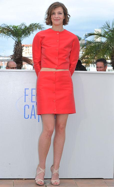 Céline SALLETTE au 67ème Festival de Cannes