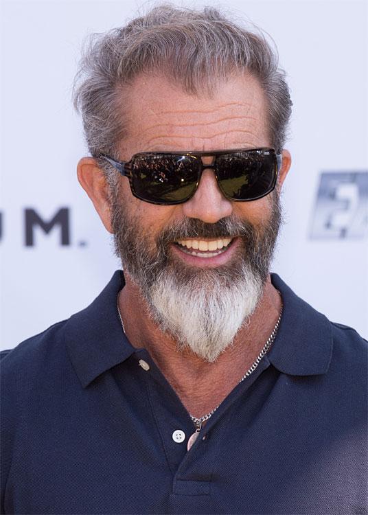 Mel GIBSON au Festival de Cannes 2014