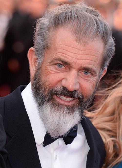 Mel GIBSON au 67ème Festival de Cannes