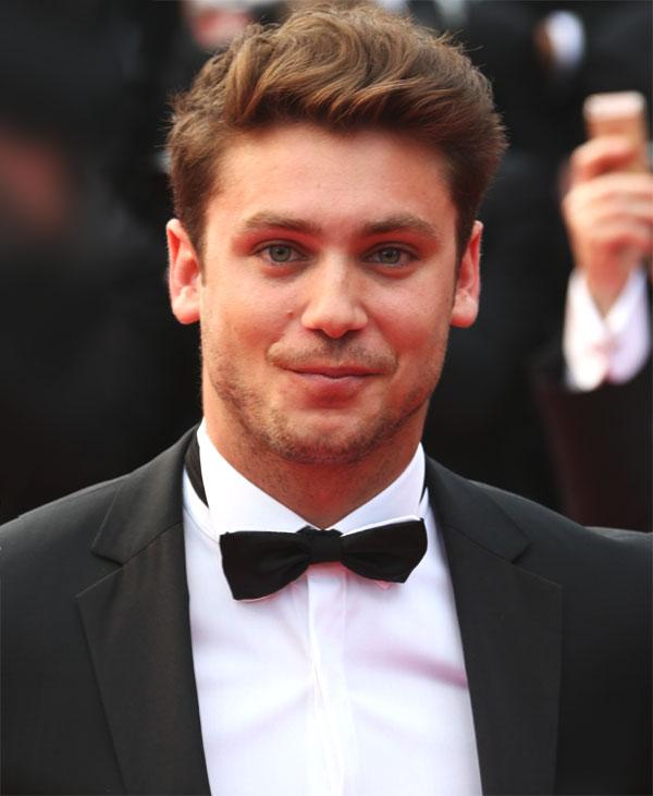 Bastian BAKER sur le tapis rouge du 67ème Festival de Cannes