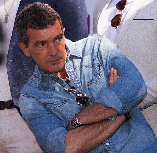 Antonio BANDERAS au Festival de Cannes 2014