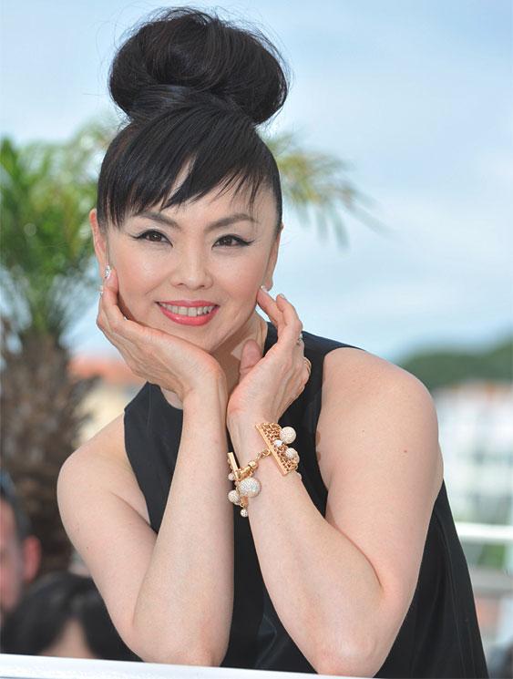 Miyuki MATSUDA au Festival de Cannes 2014
