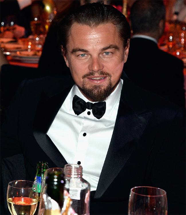 Leonardo di CAPRIO au Festival de Cannes 2014