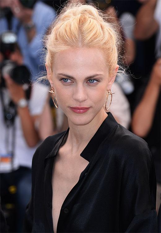 Aymeline VALADE au Festival de Cannes 2014