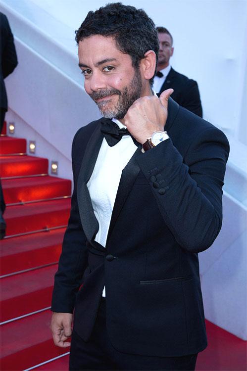 Manu PAYET au Festival de Cannes 2014