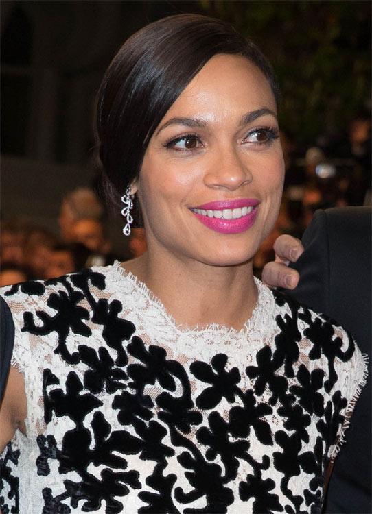 Rosario DAWSON au Festival de Cannes 2014
