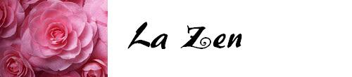 Choisir son parfum : profil La ZEN.
