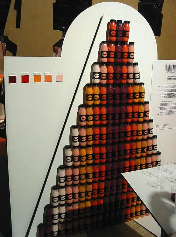 TENDANCE CLÉ de l'été 2015 - La  palette multicolore - Jus de fruits et légumes bio JUICE IT (D.R.)