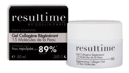 Gel Collagène Régénérant 15 Molécules de la Peau RESULTIME
