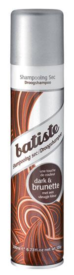 Shampooing sec Dark & Brunette de BATISTE
