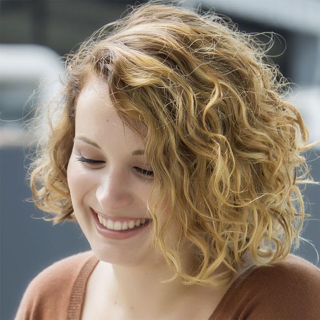 Coiffure cheveux mi-longs - DAVID & Son - tendances automne-hiver 2014-2015